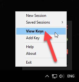 ssh keys